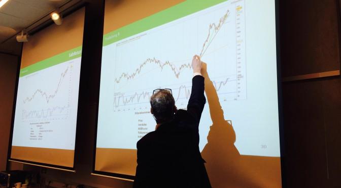 Intervju med Anders Haglund, Corline Biomedical AB, A1M Pharma AB och Trading Times Kapitalinvest AB