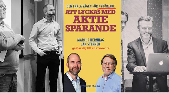 INBJUDAN TILL Investerarmötet 24 juni med börsgiganten Marcus Hernhag & serieentreprenören Johan Staël von Holstein!