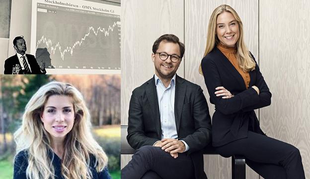 Investera som proffsen! Träffa Michaela Berglund, Feminvest & Helen Broman, Lannebo Teknik Småbolag på Hotell Anglais, Stureplan 4 november!