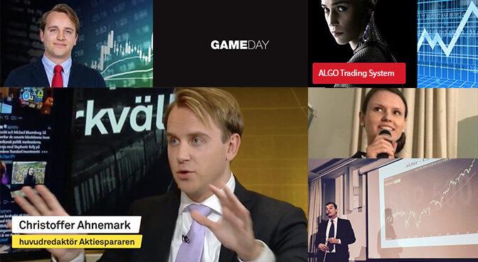 Träffa Aktiespararens huvudredaktör Christoffer Ahnemark 9 december!