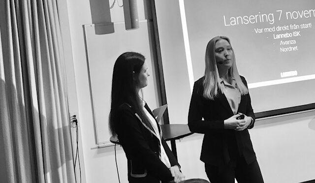 Investera som proffsen! ta del av filmade föreläsningar & intervjuer med lannebo teknik småbolag & feminvest på Investerarmötet 4 november!